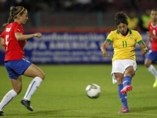 Brasil encara o Equador, pela primeira rodada da fase final da  Copa América de Futebol Femino
