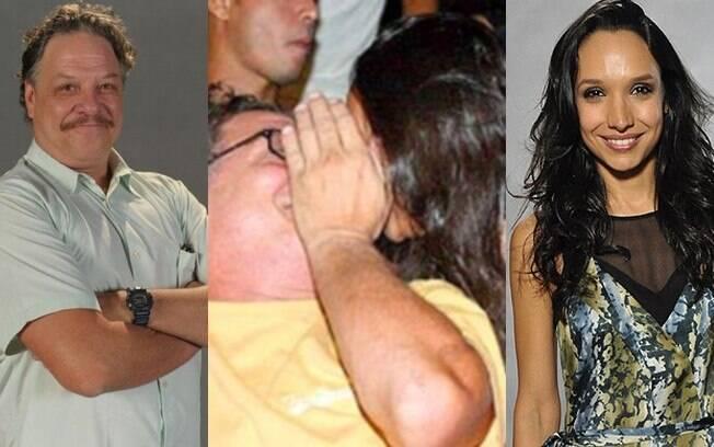 Maria Maya foi casada por cinco anos com Ernani Moraes, 25 anos mais velho que ela. A união acabou em 2009
