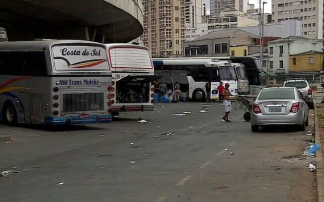 Seis pessoas foram feridas na região do Brás, centro de São Paulo