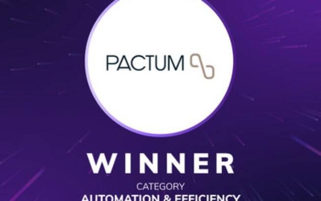 Pactum, idealizadora da tecnologia de negociação autônoma, vence competição de prestígio para startups Digital Procurement World 2021