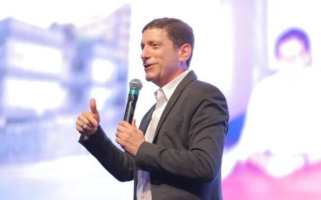 Celso Niskier, diretor-presidente da ABMES, na primeira edição do Summit Êxito de Empreendedorismo