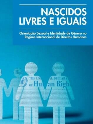 Cartilha da ONU pela igualdade de direitos da população LGBT