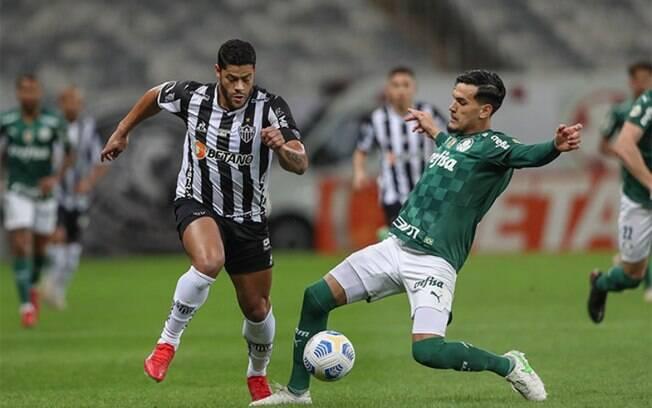 Com dois de Savarino, Atlético-MG derrota o Palmeiras e aumenta vantagem na liderança do Brasileirão