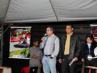 Presidente do CDL Betim José Barboza confia no sucesso da copa de kart