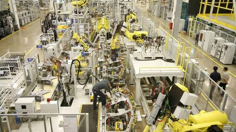 Indústria mostra força em 2020