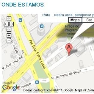Sites que usam o serviço Maps podem ser cobrados pelo Google