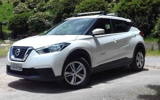 Nissan Kicks:  SUV simples, mas bem acertado mostra agilidade no dia a dia sem gastar muito combustível
