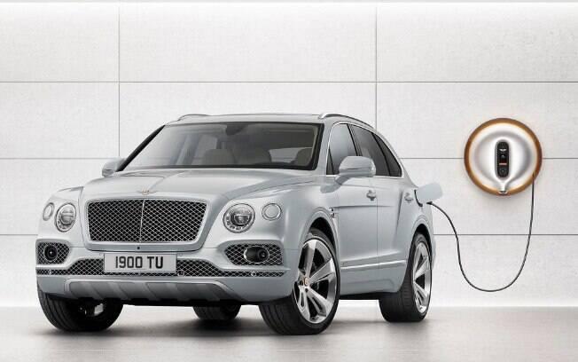 Bentley Bentayga Hybrid: o  SUV mais luxuoso do mundo acaba de passar para o time dos ecologicamente corretos