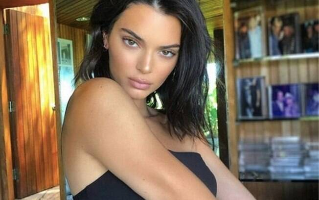 A modelo Kendall Jenner