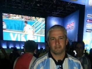 Rauna demonstra preocupação com a seleção argentina, que ainda não convenceu na Copa