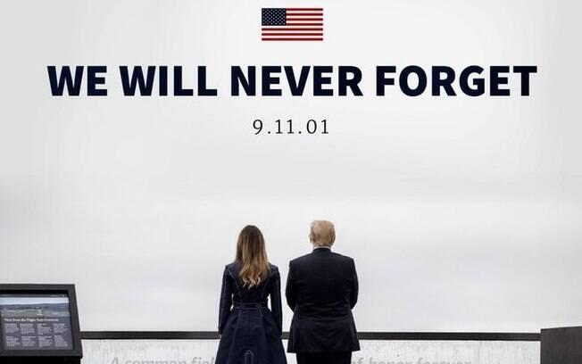 Presidente dos Estados Unidos prestou condolências à data nas redes sociais