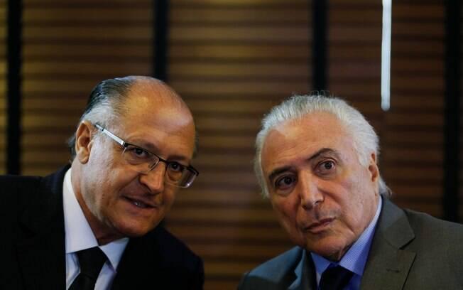 PSB decidiu se afastar de Geraldo Alckmin (PSDB) e Michel Temer (MDB)