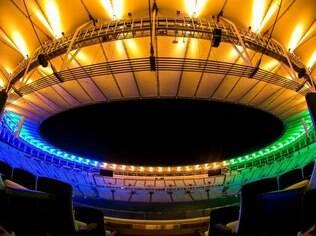 Maracanã receberá a cerimônia de abertura