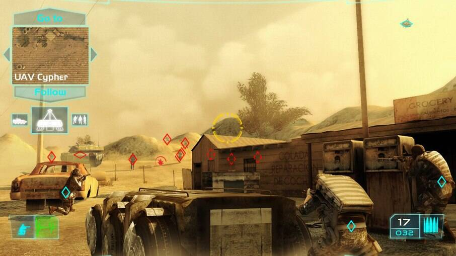 Exército prepara jogo de tiro