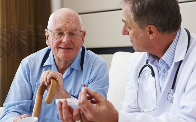 Quanto mais velhos, menos os homens se preocupam com a andropausa, segundo pesquisa