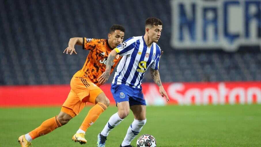 Juve precisa da vitória para se classificar contra o Porto na Champions League