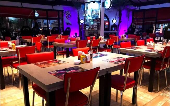 Restaurantes são escolhidos como local de confraternização