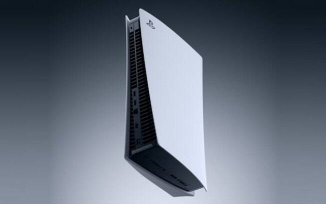 PS5 é vendido a preços altos no mercado cinza