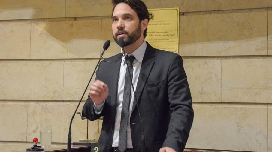 Dr. Jairinho, vereador afastado do Rio de Janeiro