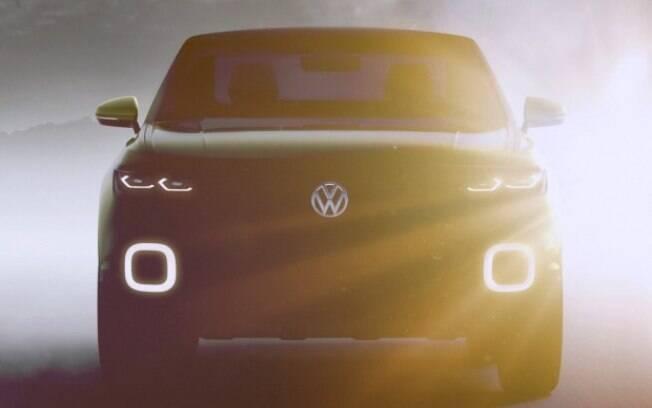 Volkswagen T-Cross: protótipo do novo SUV que começa a ser feito no Paraná a partir do início do ano que vem