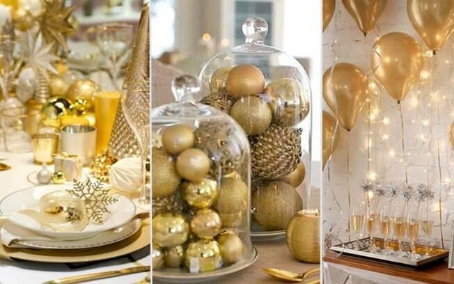 Decorao de Ano-Novo: ideias para enfeitar a casa no Rveillon