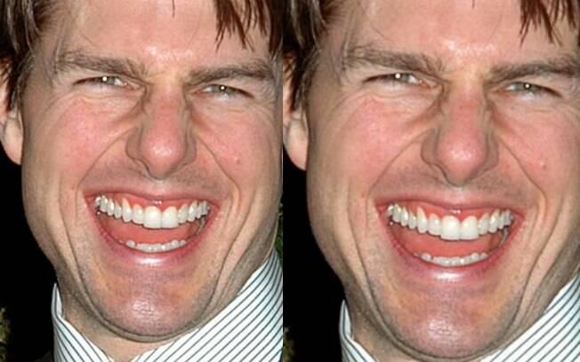 Um dos astros de Hollywood também foge à regra: Tom Cruise