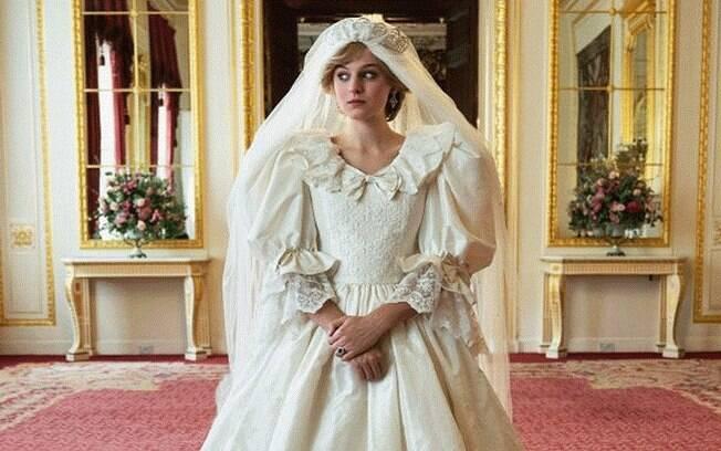 The Crown: série recria os looks originais da Princesa Diana
