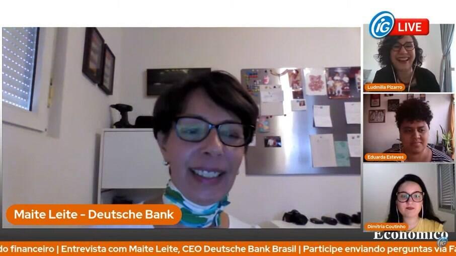 CEO do Deutsche Bank crê na cooperação entre os setores público, privado e social para a melhora do mundo