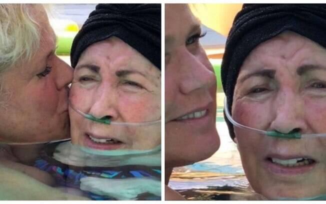 Mãe da Xuxa morre aos 81 anos. Dona Alda tinha Mal de Parkinson e ficou com o corpo paralisado após sofrer dois AVC