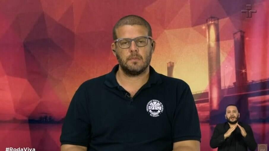 Pedro Hallal, ex-reitor da UFPel