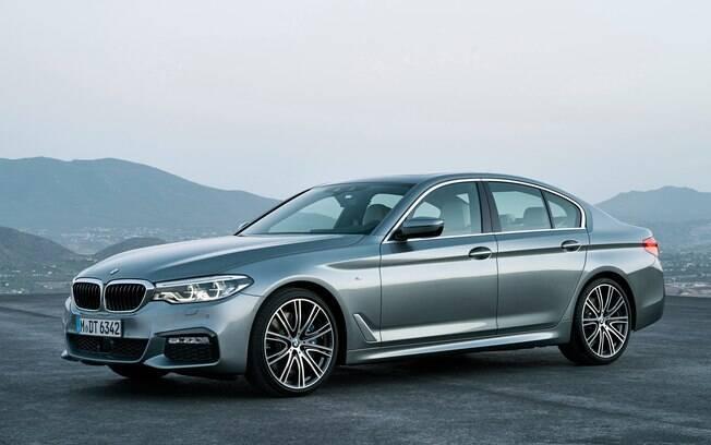 BMW Série 5 com motor biturbo é um dos melhores carros importados,  mas pede bastante valor, segundo levantamento