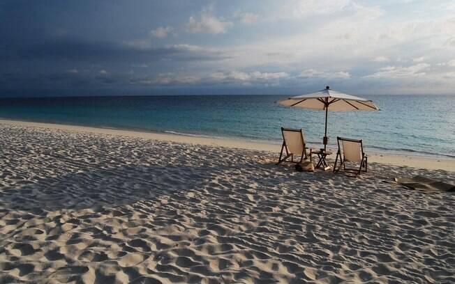 Tsarabanjina é uma das ilhas remotas que quase não viu interferência do homem, e está em posse do hotel Constance