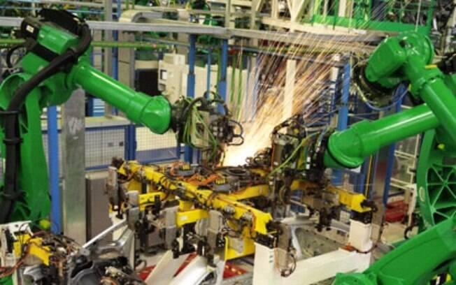 Indústria de máquinas e equipamentos teve um crescimento de 6.8% nas exportações em junho