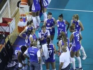 Time do Minas perdeu os dois últimos jogos depois das primeiras vitórias na Superliga