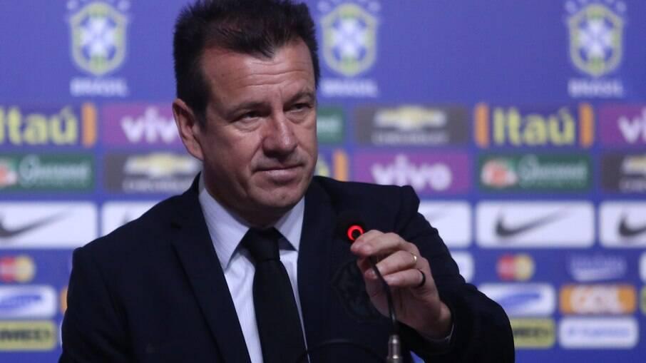 Dunga não convocou André Santos para a Copa de 2010