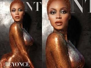 Beyoncé na revista