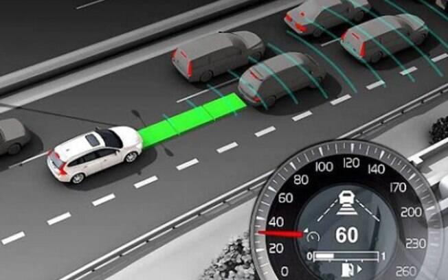 Três segundos é o mínimo de tempo que você deve ficar do carro que segue na sua frente