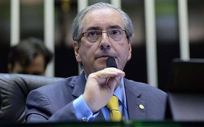 O presidente da Câmara, Eduardo Cunha: acordo fez votação ocorrer nesta quarta-feira
