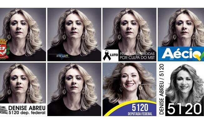 Histórico de fotos de Denise Abreu no Facebook mostra apoio a Aécio e crítica ao MST