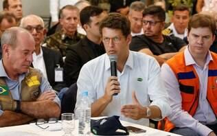 "Após Brumadinho, ministro Ricardo Salles chama sistema de barragens de ""arcaico"""