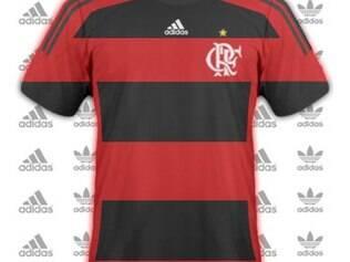 Adidas fecha com Flamengo por dez anos c9243120ae8e8