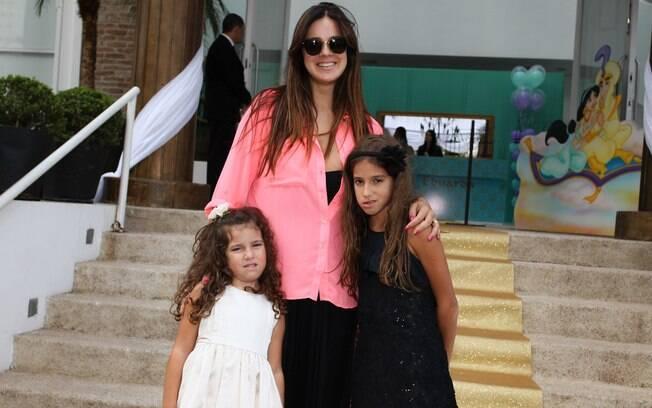 Edu Guedes Festeja O Aniversário Da Filha Maria Eduarda: Edu Guedes Não Vai A Festa De Aniversário Da Filha, Maria