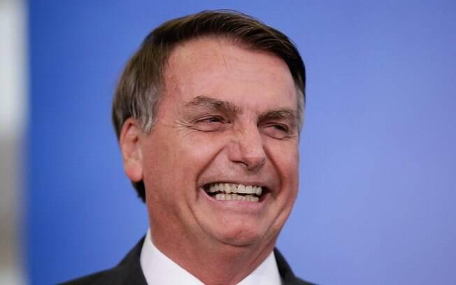 Segundo pesquisas recentes, avaliação de Bolsonaro melhorou