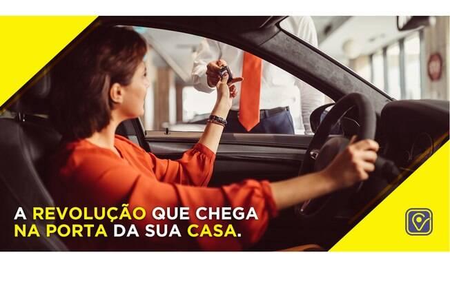 Vai.Car: A locação por aplicativo em que o cliente recebe e devolve o carro no endereço que desejar