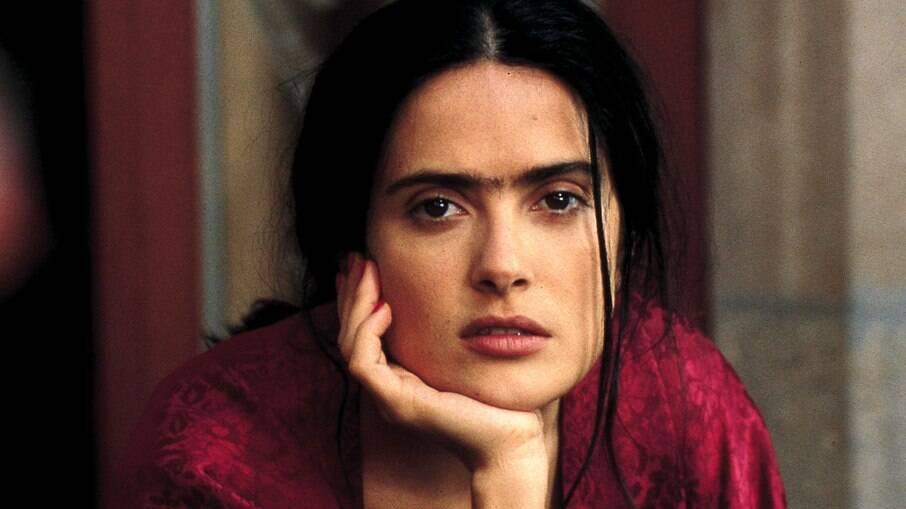 Salma Hayek foi indicada ao Oscar de Melhor Atriz por papel de Frida Kahlo