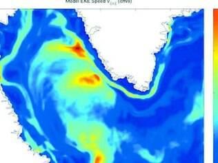 É possível que correntes do oceano Atlântico se reorganizem