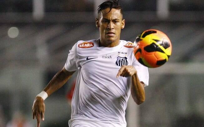 O desempenho do Santos no Brasileiro depende  exclusivamente da permanência de Neymar
