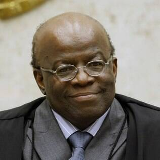 Joaquim Barbosa, ex-ministro do STF