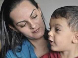 O filho da administradora Priscila Tavares, João Pedro, é alérgico a leite, soja e leguminosas