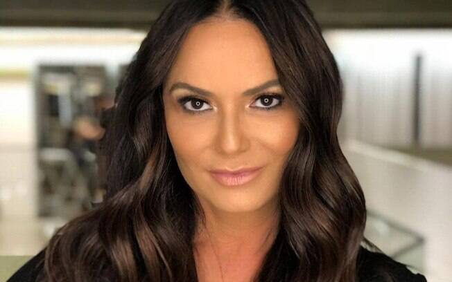 Famosos que brigaram na web! Luiza Brunet xingou uma seguidora de vadia após comentário sobre a vida pessoal da empresária
